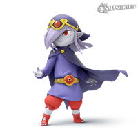 Vaati Smashified No Magic Transparent by colossalcake