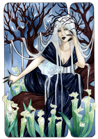 - COMMISSION - Mad Art Nouveau by ooneithoo