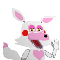 Drawing Contest: Mangle by FZone96