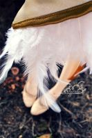 Feathered by tinaheart