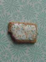 Cute Realistic Clay Poptart by CraftyOlivia