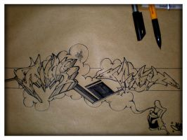 PNLP feat TAGGER by Iyeq