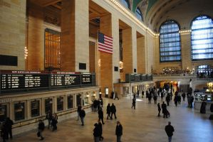 Grand Central by Swaal