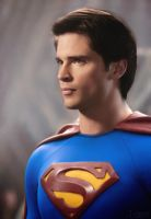 Tom Welling as Superman by ATildeProduction