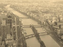 The Seine by AnjaSuhr