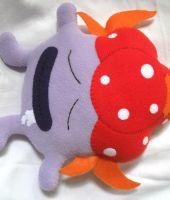Gloom Pokemon Commission by P-isfor-Plushes