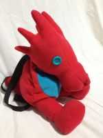 Scalemate Backpack by ShadowedSun
