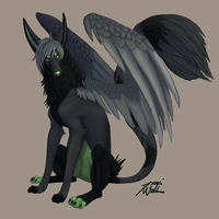 Commission: Rei by LimeGreenBean
