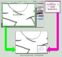 Photoshop Streaming - My Way by erikjdurwoodii