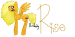 Rise Pony Me by Hinderly
