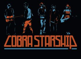 Cobra Starship Shirt by superblonde2889