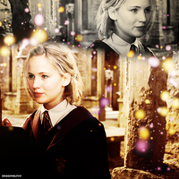 JENNIFER LAWRENCE - GRYFFINDOR by archiburning