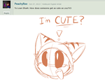 Ask the 'Devivs: Cute Horror by SmilehKitteh