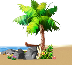 By the Beach PNG by JayAmIn