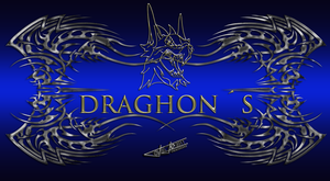 DRAGONS DESIGN LOGO by DRAGHONS