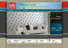 BB Collection Web home 2 by HalitYesil