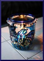 Phoenix Candle Holder by Bonniemarie