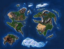my map from a online game by alexmakovsky