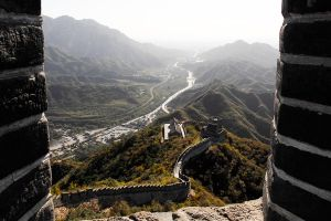 Great Wall 2, China by wildplaces