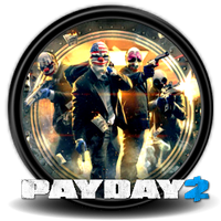 Payday 2 Icon 2 by Komic-Graphics