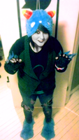 NEPETA COSPLAY :33 by MoggieDelight