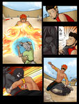 CoM Tournament of Glory Round 2 : Pg2 by PinkXombie