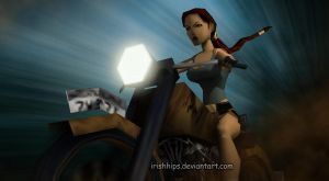 Tomb Raider 4: Escaping the Era by Irishhips