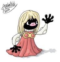 Jynx Redesign - Recolour by AppleAtti