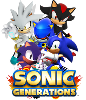 Sonic Generations: Logo Fun 15 - Rivals by UltimateGameMaster