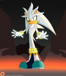 [STH] Silver the hedgehog by Mechanized515