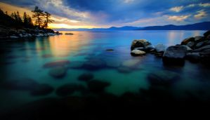 Tahoe's East Shore, Late Summer Style by sellsworth