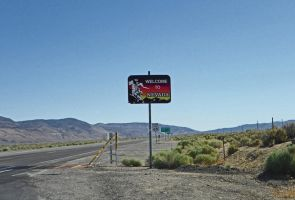 Welcome To Nevada by Synaptica