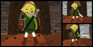 Link 3d_Final Version by Mixer3d
