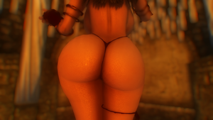 Dat Butt #12....Its So Perfect... by Toshihirohei