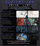 PRICELIST 2014 (UPDATED) by Skellri
