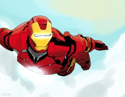 Iron Man by stinson627