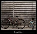 Small man by Crazy-Popo