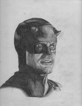 Daredevil by ChrisWolf11