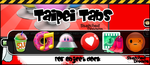Taipei Tabs by sketched-dreams