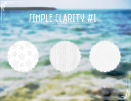 Simple Clarity #1 {Patterns} by Julieta7599
