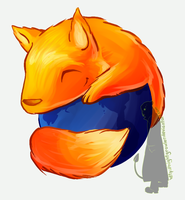 Firefox by nightgrowler