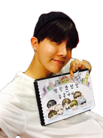 J-Hope Render PNG by Michirunaz
