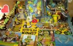 My All Hail King Julien collection by Stevulien