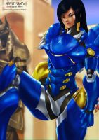 Pharah reporting by NaaN-AnA