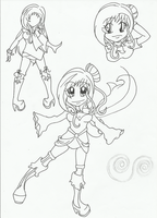 Eione Doodle Page by whisperimaginary
