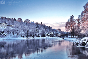 Winter paradise. by Ravenith