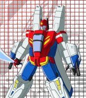 TF: Classics Star Saber by Gryphman