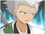 Hitsugaya Toushirou by Ironcid