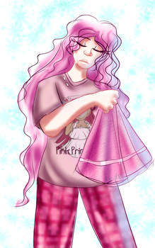Pink Fanatic by LadyAlexiaLastHope