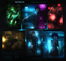 PSD Pack #3 by Npqrs